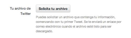 Archivo Twitter