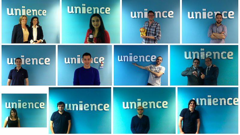 Photocall 4 Unience