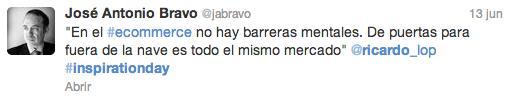 Ricardo Lop Inspirationday Jabravo