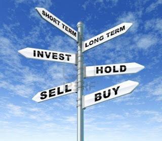 sell, buy, short, long