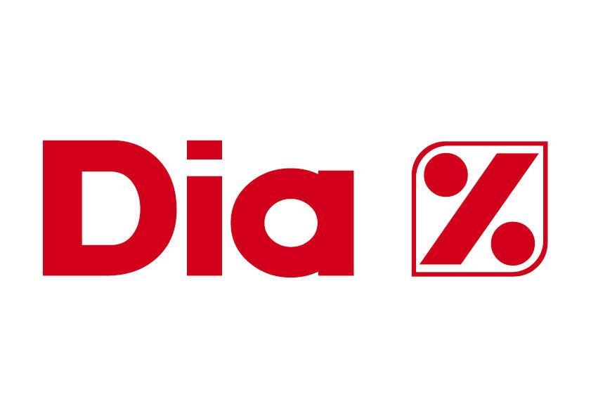 DIA logotipo de la marca