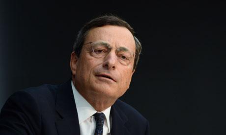 Draghi. Foto de hispanidad.com