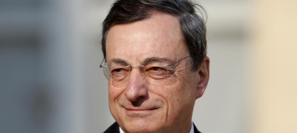 M. Draghi, Cotizalia