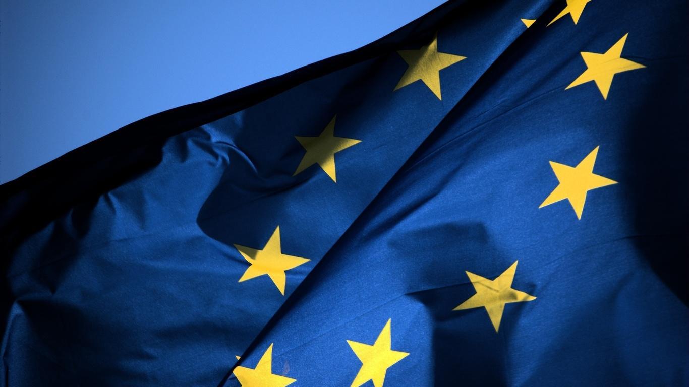 Bandera Euro