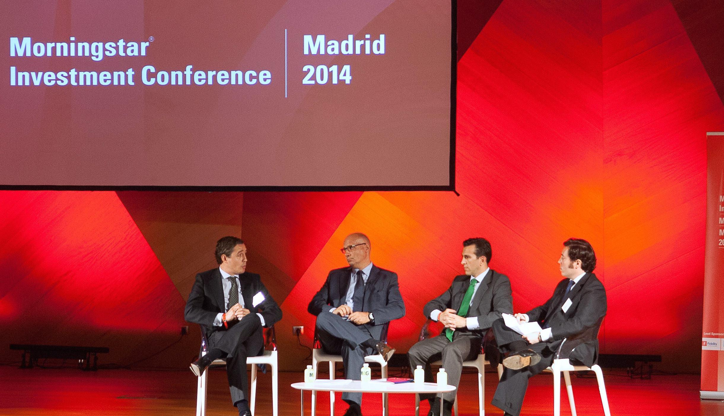 Firmino Morgado Morningstar Investment Conference