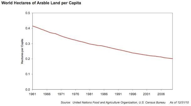 World hectareas arable land per capita_GMO-mini
