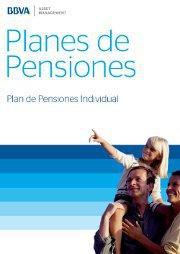 Revista Planes de Pensiones 4º Trimestre de 2012 BBVA Asset Management