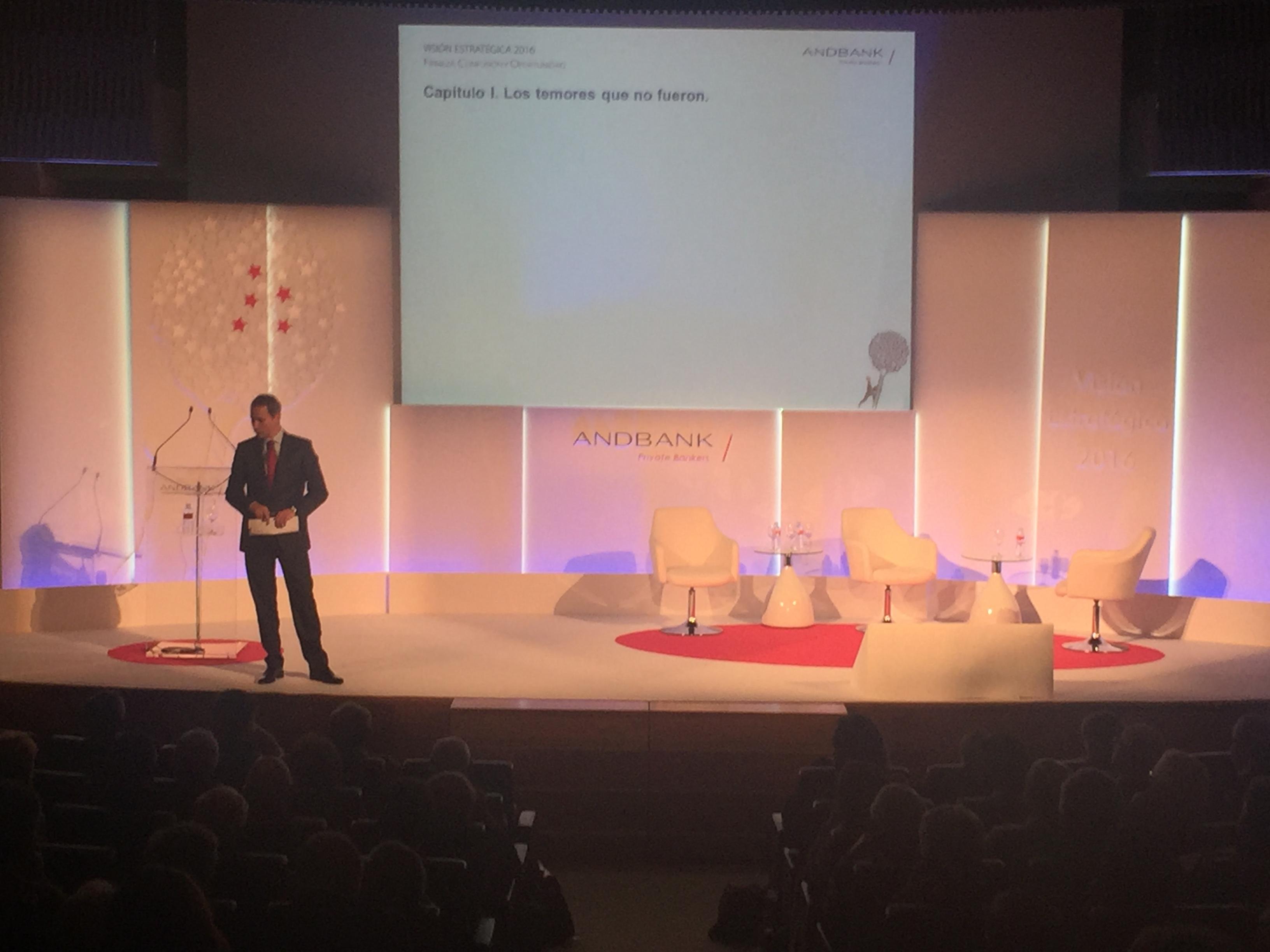 Andbank Álex Fusté habla sobre mercados financieros