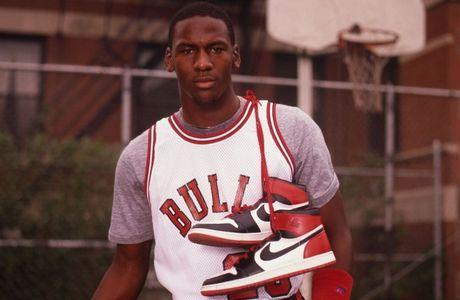 Nike Michael Jordan