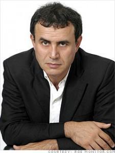 Roubini, el economista de moda