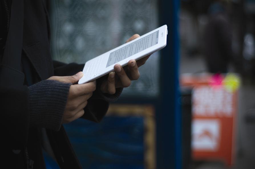 El Kindle ha tirado de las ventas