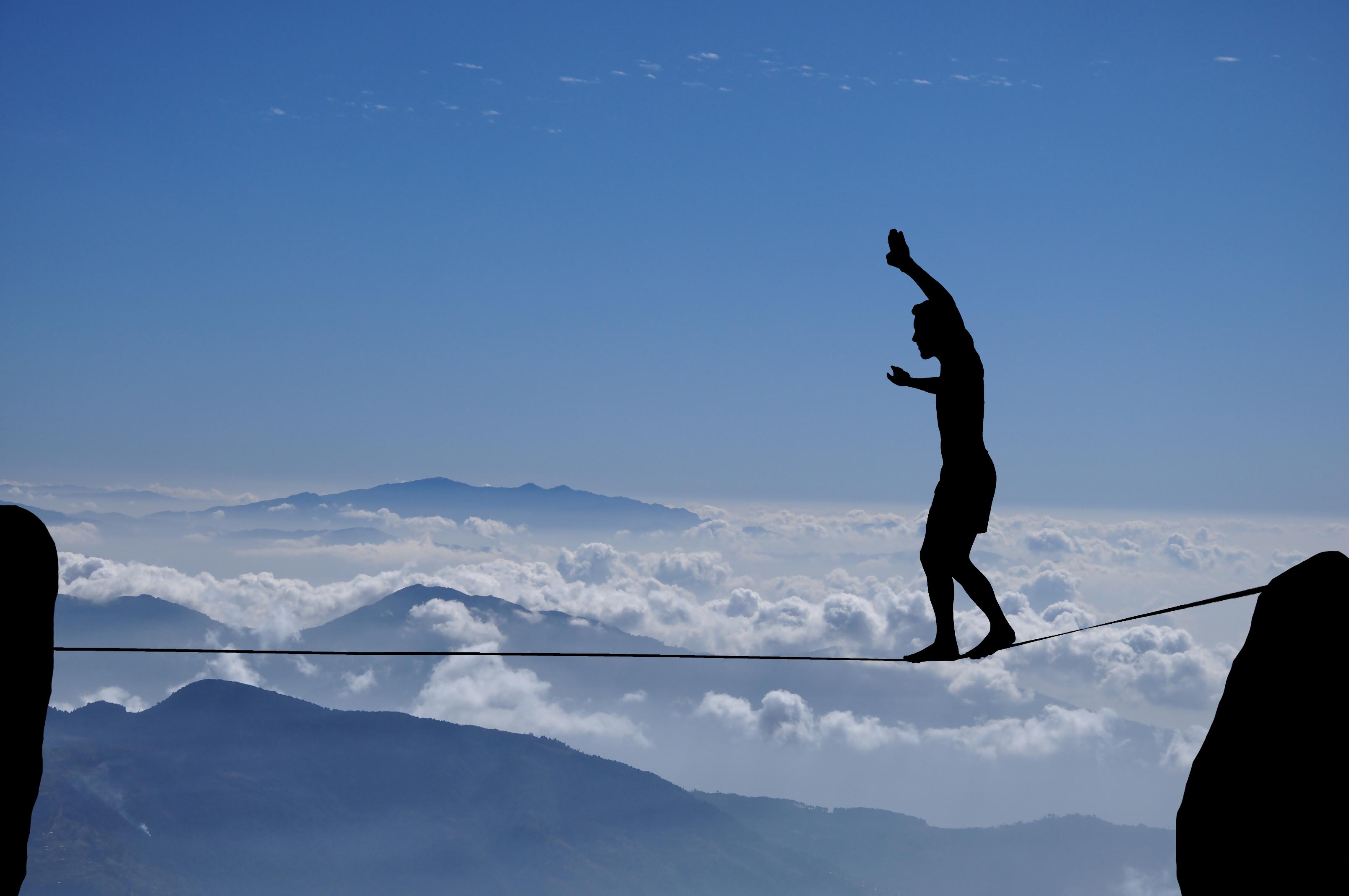 El reto de las pensiones: el equilibrista en la cuerda floja en Finect