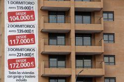 Aumento del precio de la vivienda en España. Cinco Días