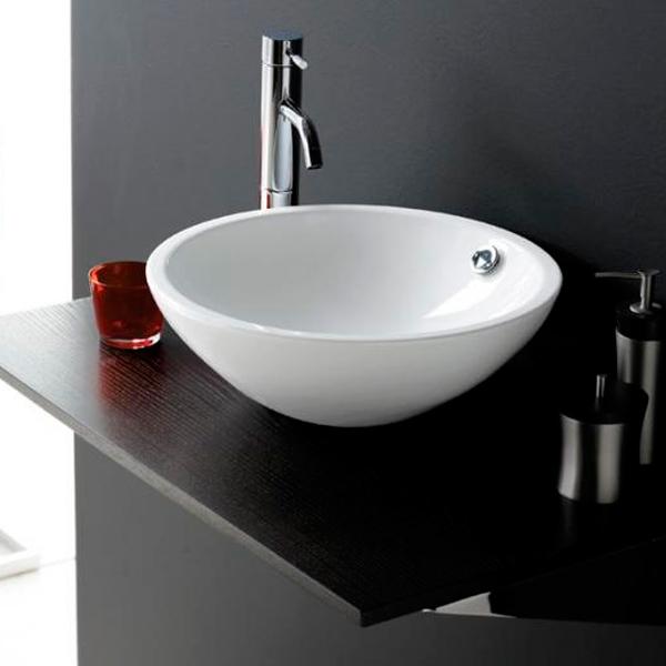 Altura ideal de los muebles de baño