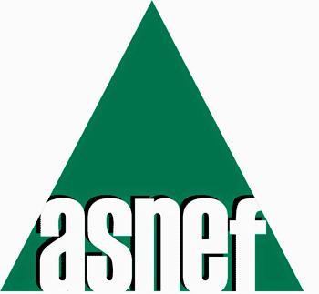 Logotipo Asnef