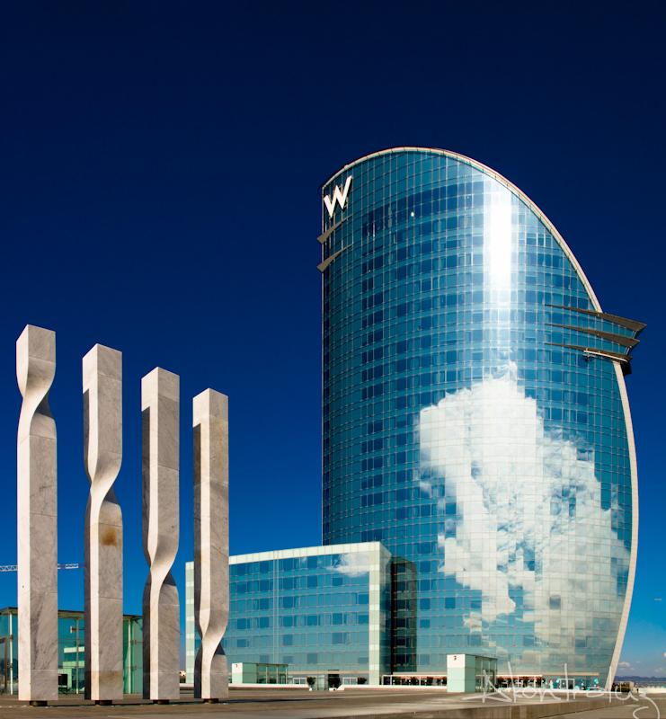hacia d nde apunta la nueva arquitectura en barcelona en