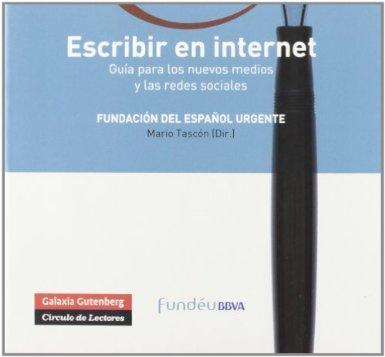 Escribir Internet guia