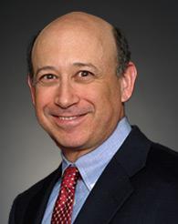 Lloyd Blankfein, el presidente de Goldman Sachs