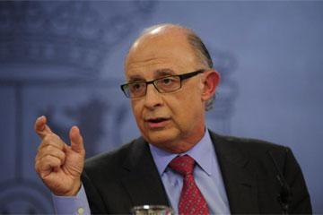 Cristobal Montoro. Reforma Fiscal. Expansion.com