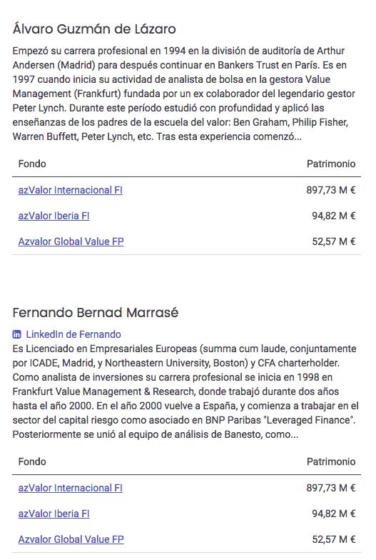 Álvaro Guzmán de Lázaro - Fernando Bernad Marrese