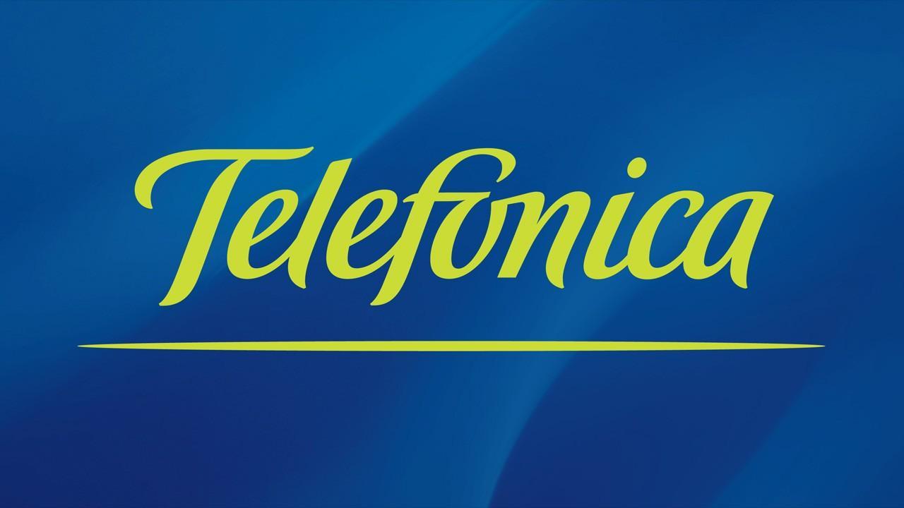 logo de telefonica