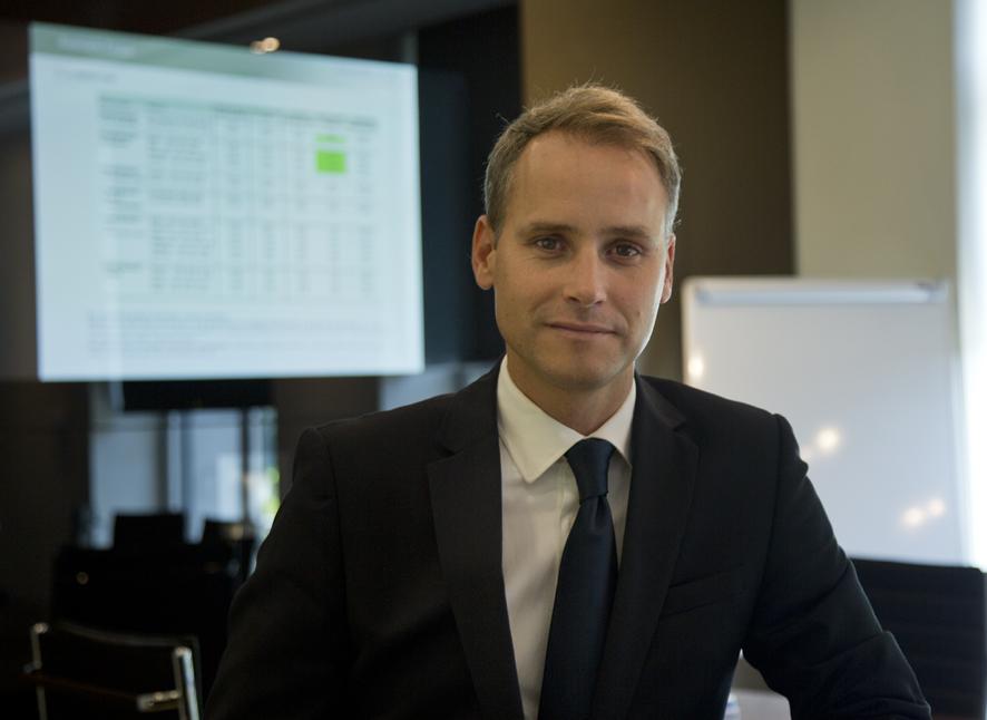 Álex Fusté economista jefe de Andbank