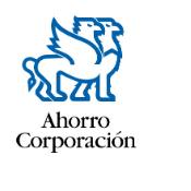 AHORRO CORPORACION FINANCIERA, S.V., S.A.